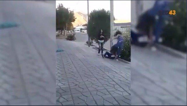 Esquel: Bullying callejero entre adolescentes
