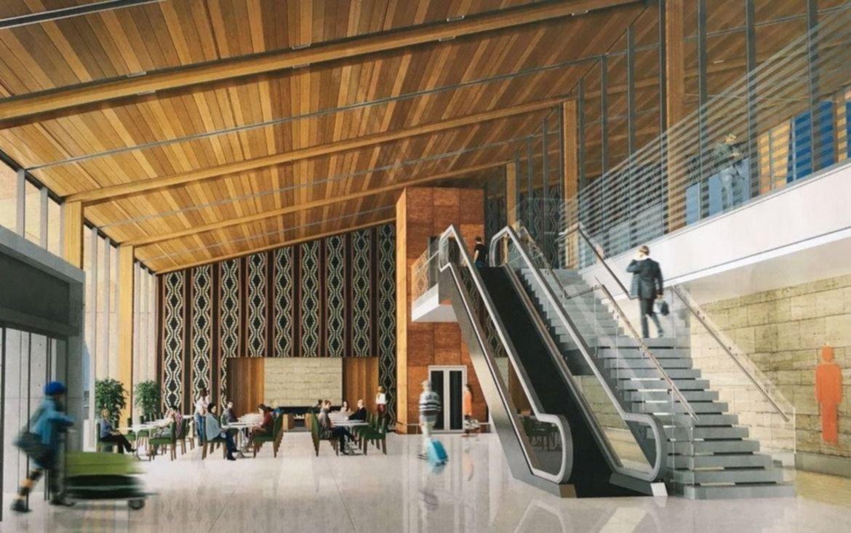 Resultado de imagen para aeropuerto de esquel obra