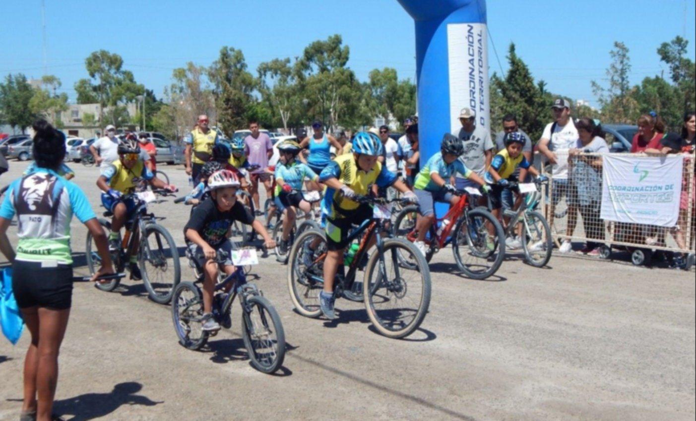 Jorge Leyton organizará la segunda fecha del Provincial Infanto Juvenil de Mountain  Bike