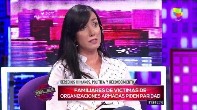 """Victoria Eugenia Villarruel: """"Relatar y sacar del olvido la otra ..."""